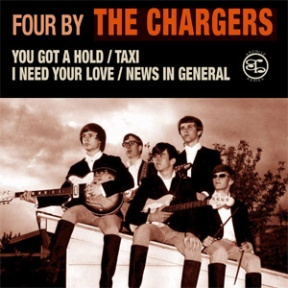 The Chargers Release Cover